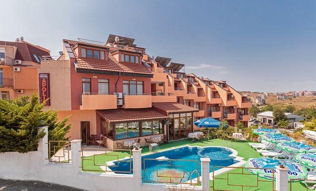 Apolis hotel - DBL room